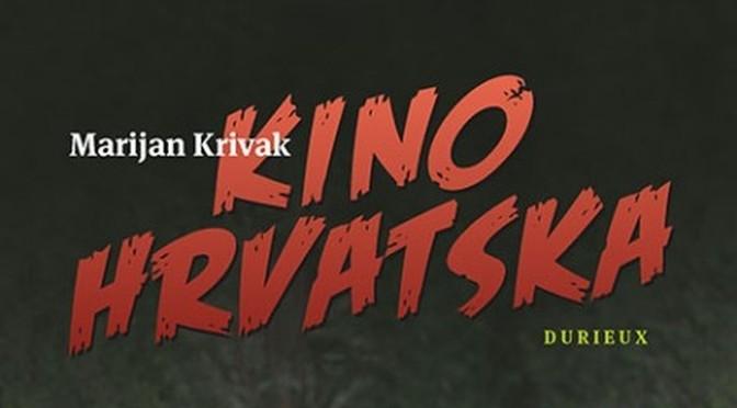 """PREDSTAVLJENA KNJIGA """"KINO HRVATSKA"""""""